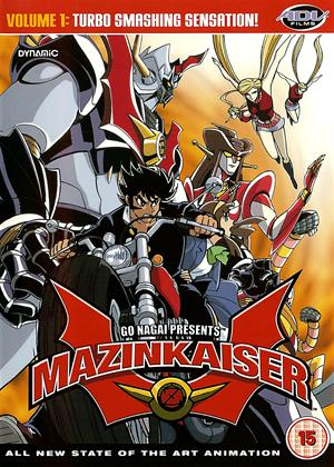 Rent Mazinkaiser: Vol.1 Online DVD Rental