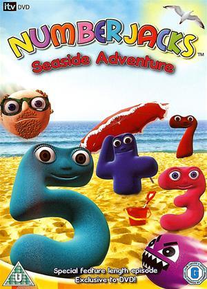 Rent Numberjacks: Seaside Adventure Online DVD Rental