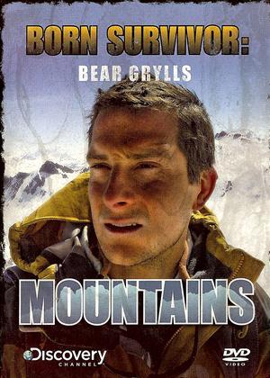 Rent Bear Grylls: Born Survivor: Mountains Online DVD Rental