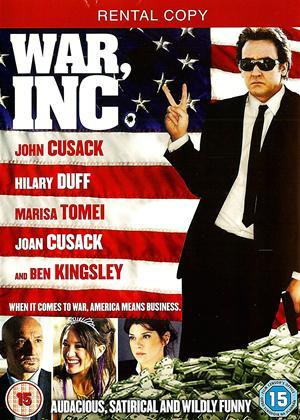 Rent War Inc Online DVD & Blu-ray Rental