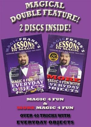 Rent Magic Frank's Lessons in Magic: Vol.5 Online DVD Rental