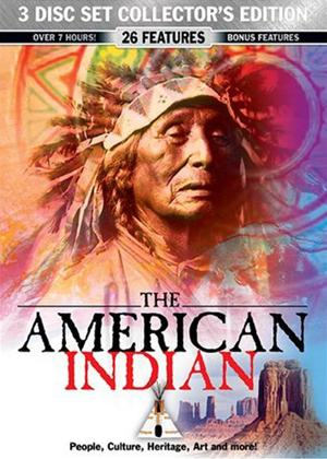 Rent The American Indian Online DVD Rental