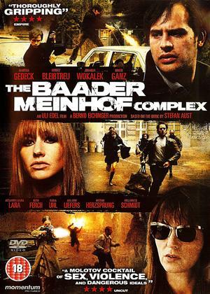 Rent Baader Meinhof Complex (aka Der Baader Meinhof Komplex) Online DVD & Blu-ray Rental