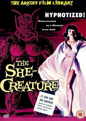 Rent The She Creature Online DVD Rental