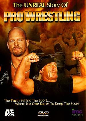 Rent The Unreal Story of Pro Wrestling Online DVD Rental