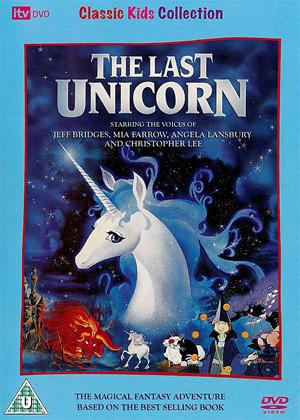 Rent The Last Unicorn Online DVD Rental