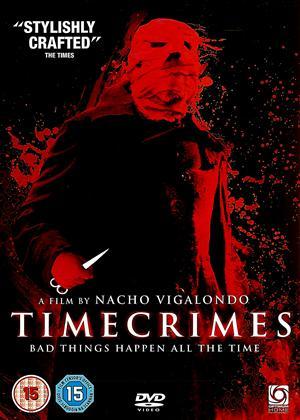Rent Timecrimes (aka Los cronocrímenes) Online DVD & Blu-ray Rental