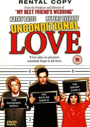 Rent Unconditional Love Online DVD & Blu-ray Rental