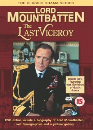 Rent Lord Mountbatten: The Last Viceroy Online DVD Rental
