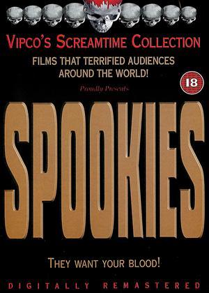 Rent Spookies Online DVD Rental