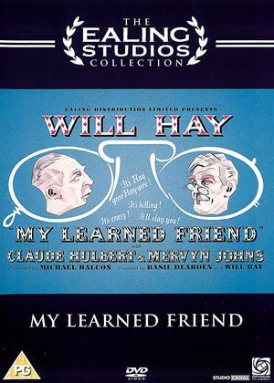 Rent My Learned Friend Online DVD & Blu-ray Rental