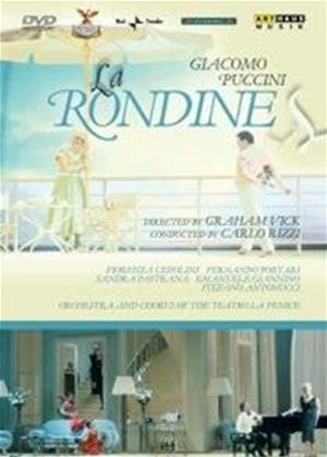 Rent Puccini: La Rondine Online DVD & Blu-ray Rental