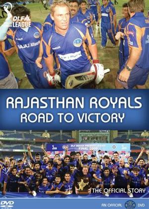 Rent Rajasthan Royals: Road to Victory Online DVD Rental