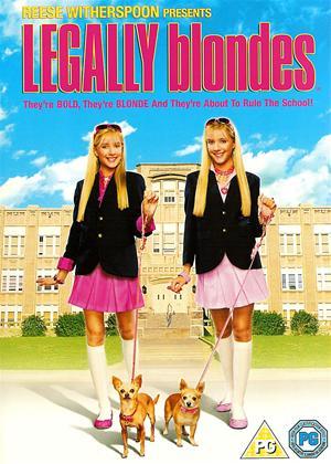 Legally Blondes Online DVD Rental