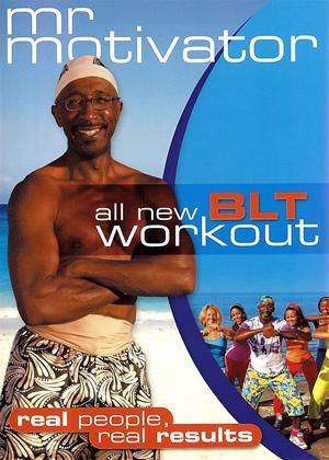 Rent Mr Motivator: All New BLT Workout Online DVD Rental
