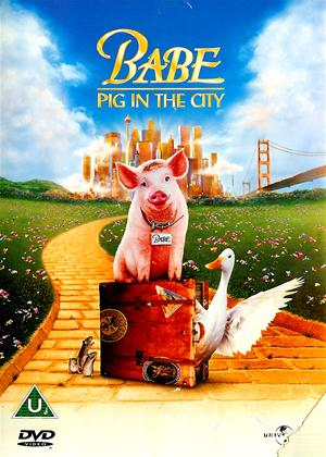 Rent Babe: Pig in the City Online DVD Rental