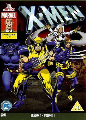 Rent X-Men: Series 1: Vol.1 Online DVD Rental