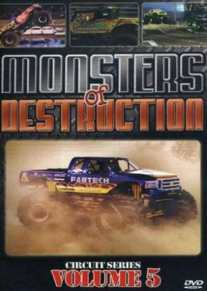 Rent Monsters of Destruction 5 Online DVD Rental