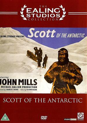 Rent Scott of the Antarctic Online DVD Rental
