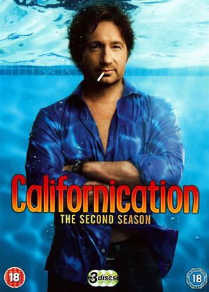Rent Californication: Series 2 Online DVD Rental