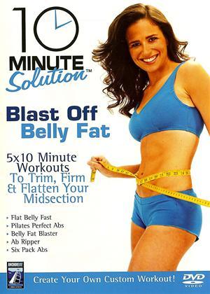 Rent 10 Minute Solution: Blast Off Belly Fat Online DVD Rental