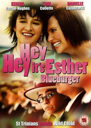 Rent Hey Hey It's Esther Blueburger Online DVD & Blu-ray Rental