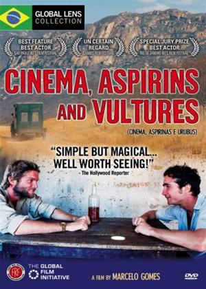 Rent Cinema, Aspirins and Vultures (aka Cinema, Aspirinas e Urubus) Online DVD Rental