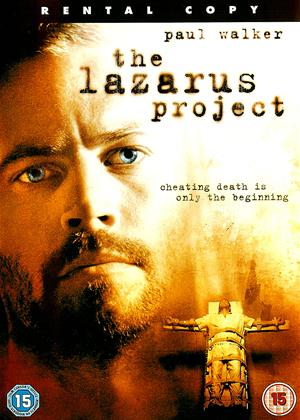Rent The Lazarus Project Online DVD Rental