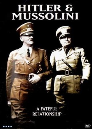 Rent Hitler and Mussolini Online DVD & Blu-ray Rental
