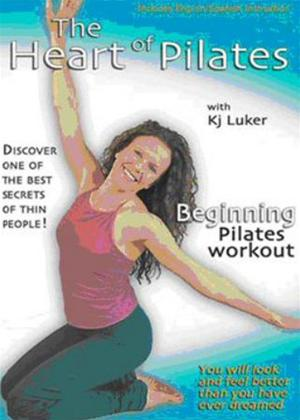 Rent Heart of Pilates: Pilates for Beginners Online DVD Rental