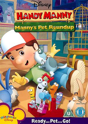 Rent Handy Manny: Manny's Pet Round Up Online DVD Rental