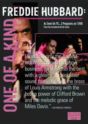 Rent Freddie Hubbard: One of a Kind Online DVD Rental