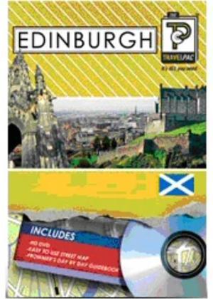 Rent Edinburgh: The Travel-pac Guide Online DVD Rental