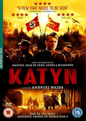 Katyn Online DVD Rental