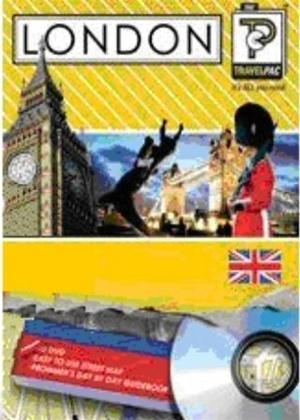 Rent London: The Travel-pac Guide Online DVD Rental
