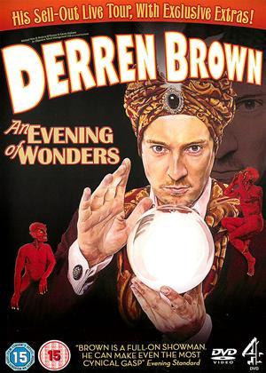 Rent Derren Brown: An Evening of Wonders Online DVD Rental