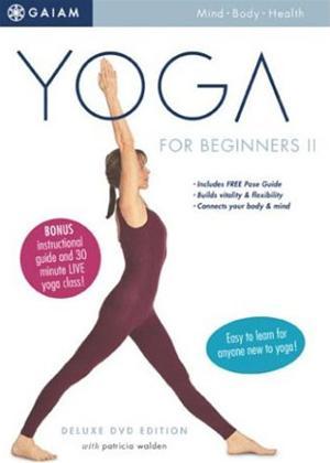 Rent Beginners II Yoga Online DVD Rental