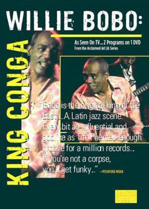 Rent Willie Bobo: King Conga Online DVD Rental
