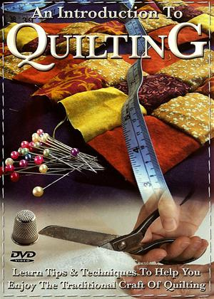 Rent An Introduction to Quilting Online DVD Rental