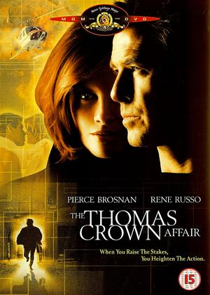 Rent The Thomas Crown Affair Online DVD Rental
