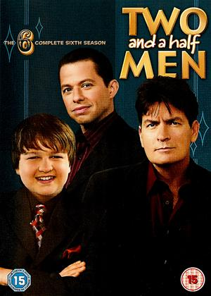 Rent Two and a Half Men: Series 6 Online DVD Rental