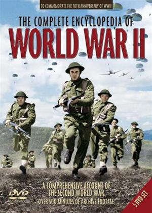 Rent The Complete Encyclopedia of World War Two Online DVD Rental