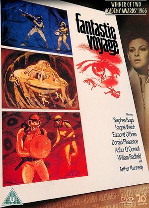 Rent Fantastic Voyage Online DVD & Blu-ray Rental
