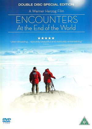 Rent Encounters at the End of the World Online DVD Rental