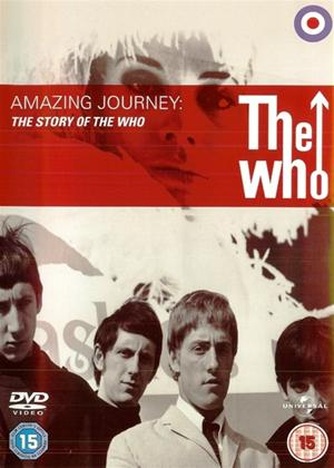 Rent The Who: Amazing Journey: The Story of the Who Online DVD Rental