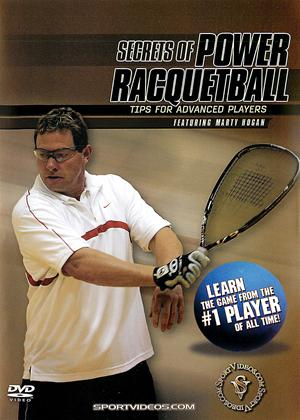 Rent Secrets of Power Racquetball: Tips for Advanced Players Online DVD Rental