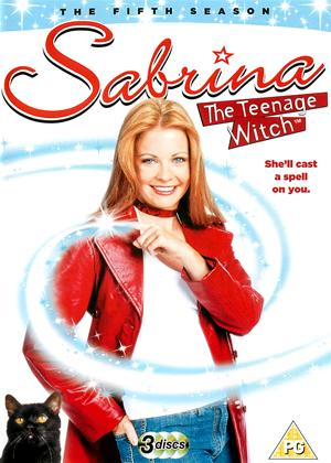 Rent Sabrina, the Teenage Witch: Series 5 Online DVD Rental
