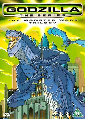 Rent Godzilla: Monster Wars Trilogy Online DVD Rental