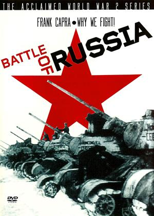 Rent Frank Capra's Why We Fight: Battle of Russia Online DVD Rental