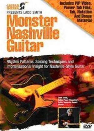 Rent Monster Nashville Guitar Online DVD Rental
